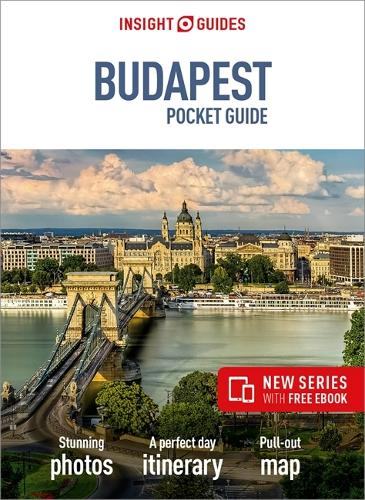 Insight Guides Pocket Budapest - Insight Pocket Guides (Paperback)