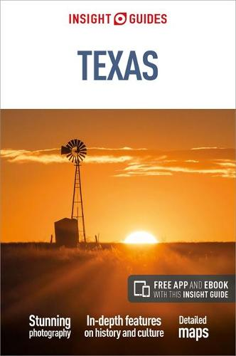Insight Guides Texas (Travel Guide with Free eBook) - Insight Guides (Paperback)