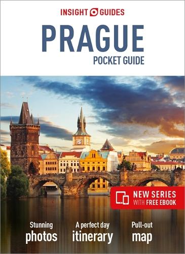 Insight Guides Pocket Prague (Travel Guide with Free eBook) - Insight Pocket Guides (Paperback)