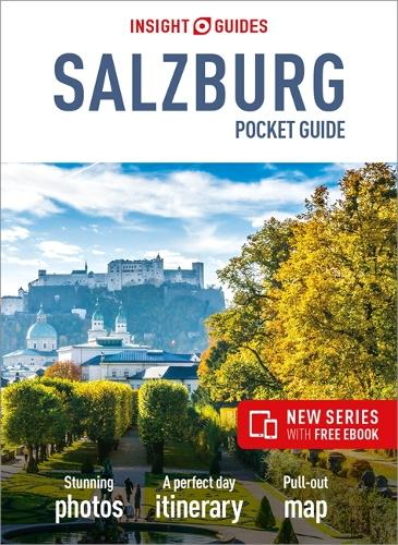 Insight Guides Pocket Salzburg (Travel Guide with Free eBook) - Insight Pocket Guides (Paperback)