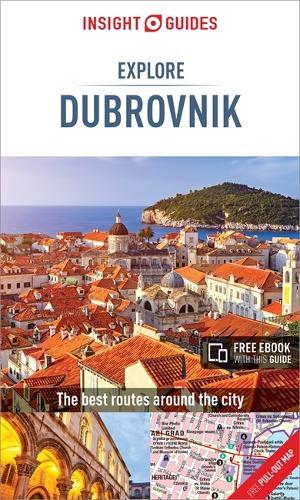 Insight Guides Explore Dubrovnik - Dubrovnik Travel Guide - Insight Explore Guides (Paperback)