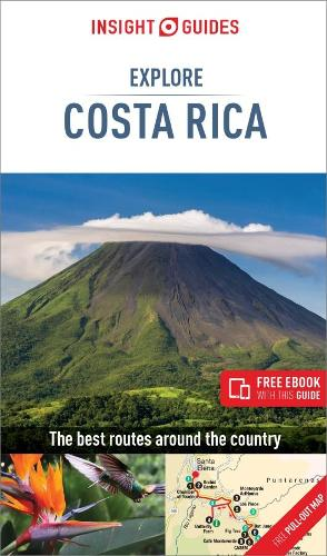 Insight Guides Explore Costa Rica - Insight Explore Guides (Paperback)