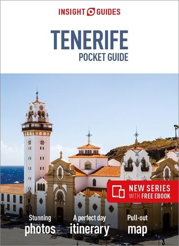Insight Guides Pocket Tenerife (Travel Guide with Free eBook) - Insight Pocket Guides (Paperback)
