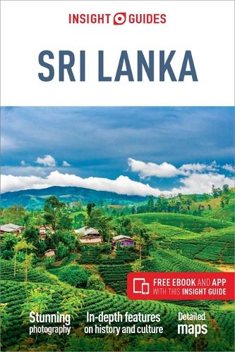 Insight Guides Sri Lanka (Travel Guide with Free eBook) - Insight Guides (Paperback)