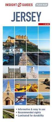 Insight Guides Flexi Map Jersey - Insight Flexi Maps (Sheet map)