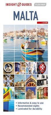 Insight Guides Flexi Map Malta - Insight Flexi Maps (Sheet map)