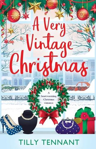 A Very Vintage Christmas (Paperback)