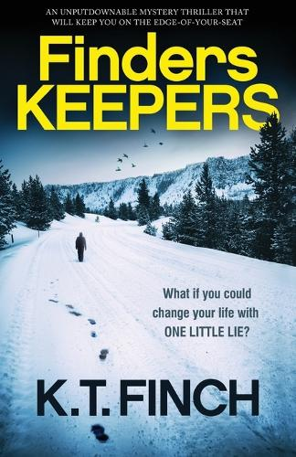 Finders Keepers: An Absolutely Gripping Mystery Thriller (Paperback)