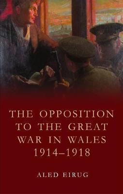 The Opposition to the Great War in Wales 1914-1918 (Paperback)