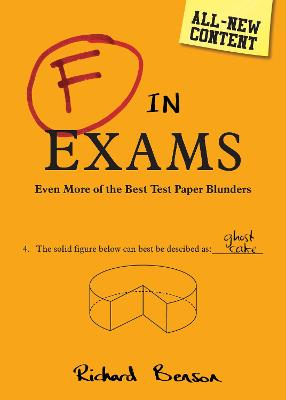 F in Exams: The Big Book of Test Paper Blunders (Paperback)