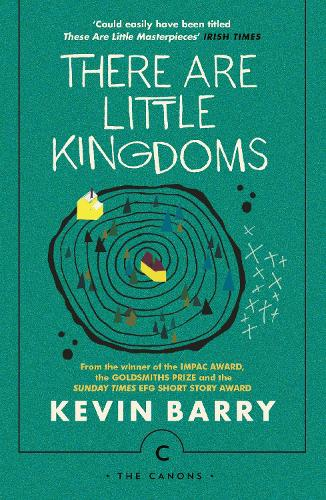 There Are Little Kingdoms - Canons (Paperback)