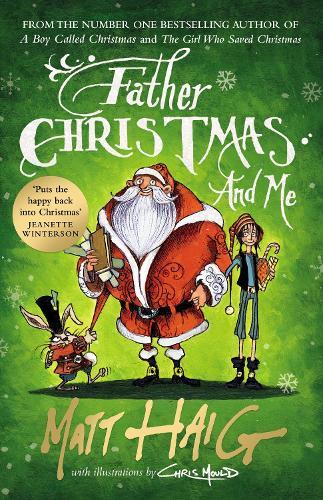 Father Christmas and Me (Hardback)