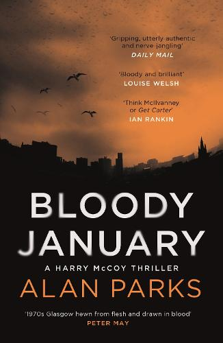 Bloody January - A Harry McCoy Thriller (Paperback)