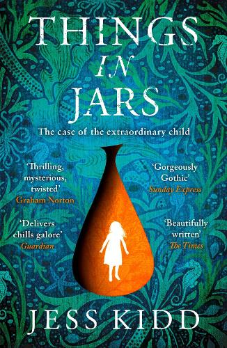 Things in Jars (Paperback)