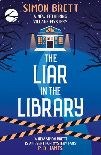 The Liar in the Library - Fethering Village Mysteries (Paperback)
