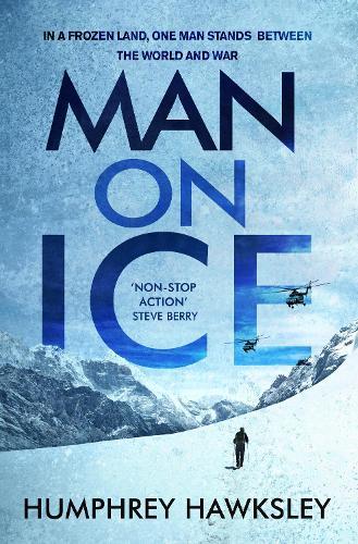 Man on Ice - Rake Ozenna thrillers (Paperback)