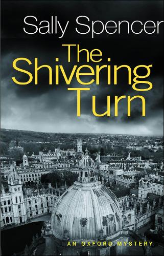 The Shivering Turn - Oxford mysteries (Paperback)