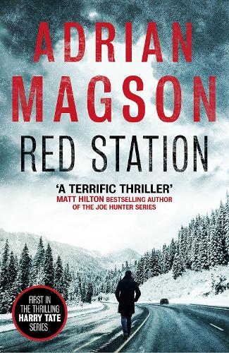 Red Station - Harry Tate thrillers (Paperback)