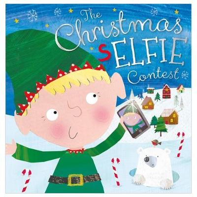 The Chirstmas Selfie Contest (Paperback)