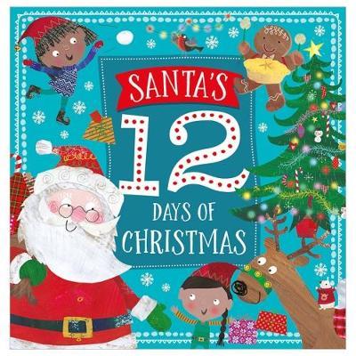 Santa's Twelve Days of Christmas (Paperback)