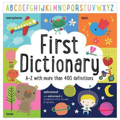 First Dictionary (Board book)