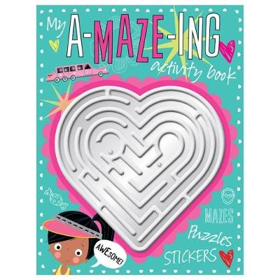 My Amazing Activity Book (Paperback)
