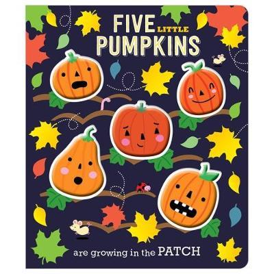 Five Little Pumpkins (Board book)