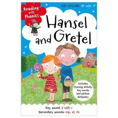 Hansel and Gretel - Reading with Phonics (Hardback)
