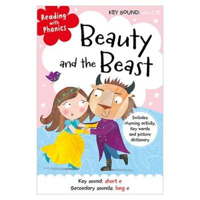 Beauty and the Beast - Reading with Phonics (Hardback)