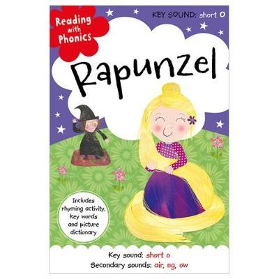 Rapunzel - Reading with Phonics (Hardback)
