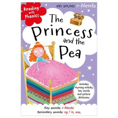 The Princess and the Pea - Reading with Phonics (Hardback)