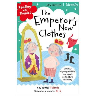 The Emporer's New Clothes - Reading with Phonics (Hardback)