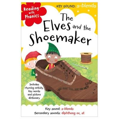 The Elves and the Shoemaker - Reading with Phonics (Hardback)