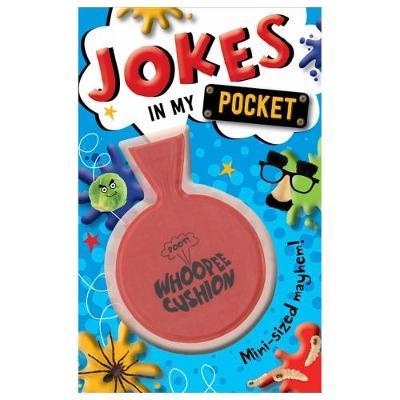 Jokes in My Pocket Trifold