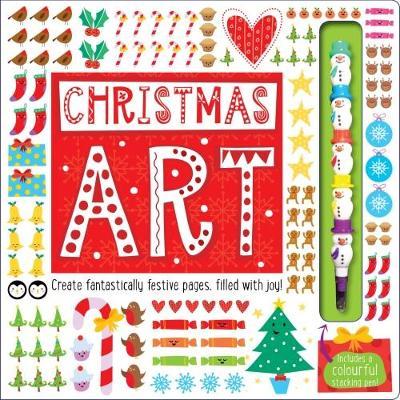 Christmas Art (Paperback)