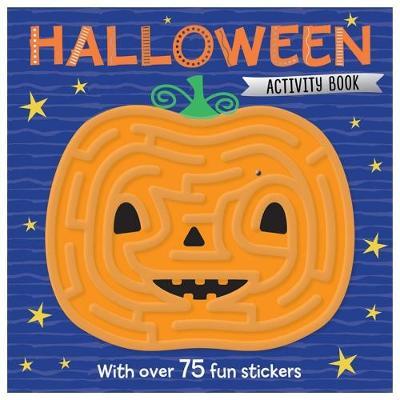 Halloween Activity Book (Paperback)