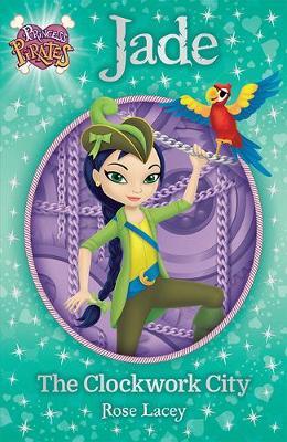 Princess Pirates Book 2: Jade The Clockwork City - Princess Pirates 2 (Paperback)