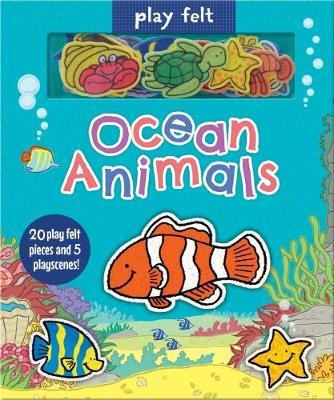 Play Felt Ocean Animals - Soft Felt Play Books (Hardback)