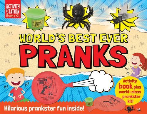 World's Best Ever Pranks - Activity Station Gift Boxes (Paperback)
