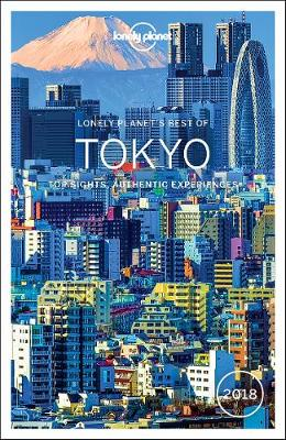 Lonely Planet Best of Tokyo 2018 - Travel Guide (Paperback)