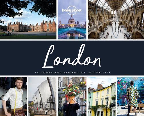 PhotoCity London - Lonely Planet (Hardback)