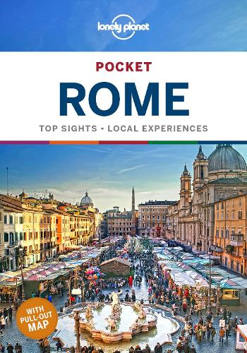 Lonely Planet Pocket Rome - Travel Guide (Paperback)