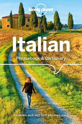 Lonely Planet Italian Phrasebook & Dictionary - Phrasebook (Paperback)