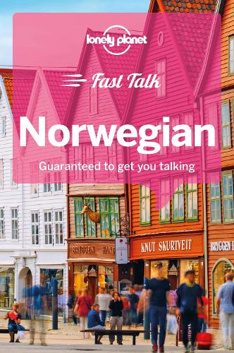Lonely Planet Fast Talk Norwegian - Phrasebook (Paperback)