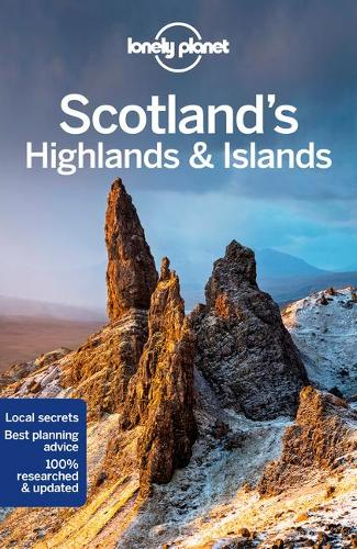 Lonely Planet Scotland's Highlands & Islands - Travel Guide (Paperback)