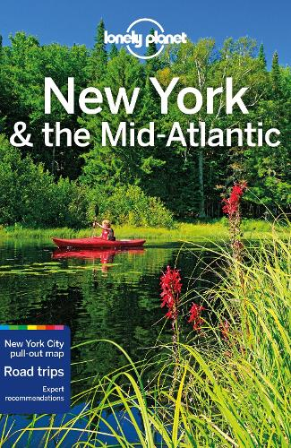 Lonely Planet New York & the Mid-Atlantic - Travel Guide (Paperback)