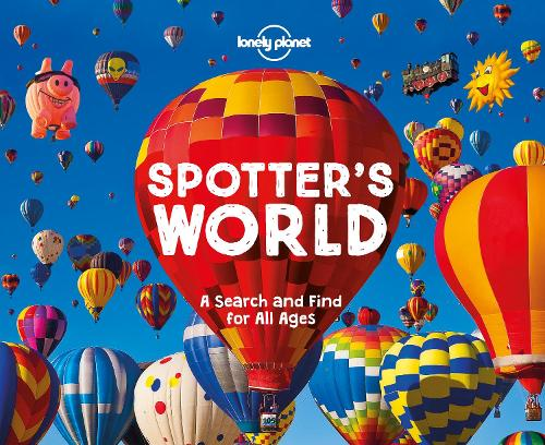 Spotter's World - Lonely Planet (Paperback)