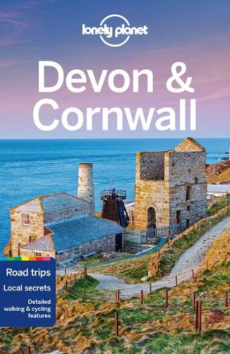 Lonely Planet Devon & Cornwall - Travel Guide (Paperback)