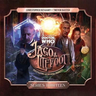 Jago & Litefoot: No. 13 (CD-Audio)
