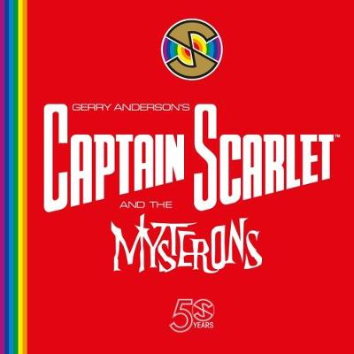 Captain Scarlet and the Mysterons - 50th Anniversary Set - Captain Scarlet and the Mysterons (CD-Audio)